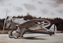 John Baeder - Boeing XP-26.jpg