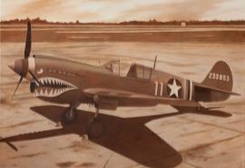 John Baeder - CURTISS P-40F TOMAHAWK.jpg