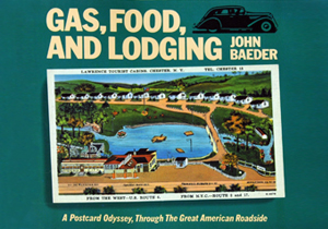 Book Covers - 1984 Gas Food and Lodging