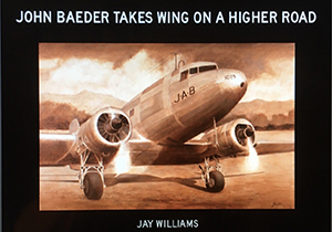 John Baeder Takes Wing on a Highway